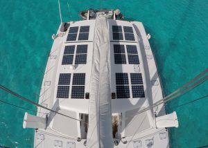 High Power Flexible Solar Panels From Solbian For Boats