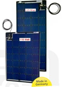 Solara Semi Flexible walk on solar panels