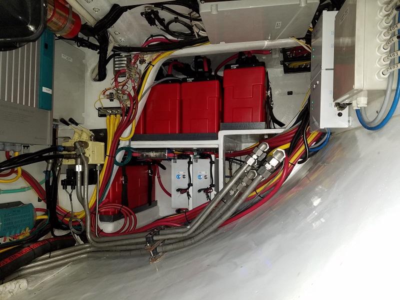 Lithionics OPE-Li3 Marine Lithium Battery System   Bruce