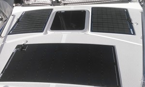 Solara walk on solar panels