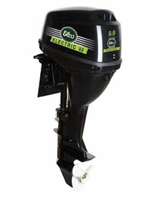 Elco electric outboards