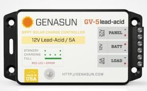 Genasun Marine MPPT Charge Controllers