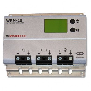 Marine solar charge controller