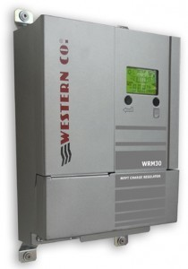 marine MPPT solar charge controllers